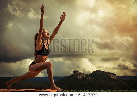 Surya Namaskara - Sun Salutation