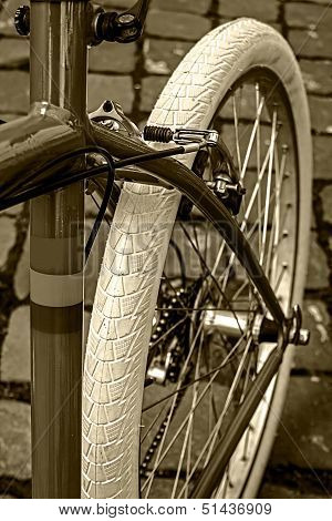 Bicycle Detail 12
