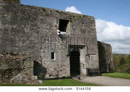 Blarney Castle , Main Entrance, Cork, Ireland
