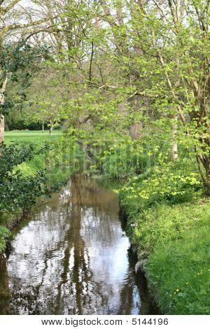 Calm Irish Scenery
