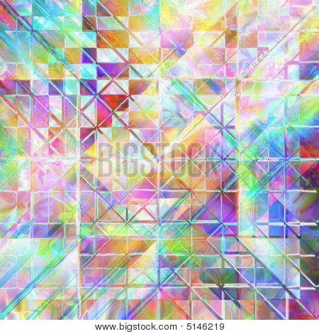 Prismatic Background