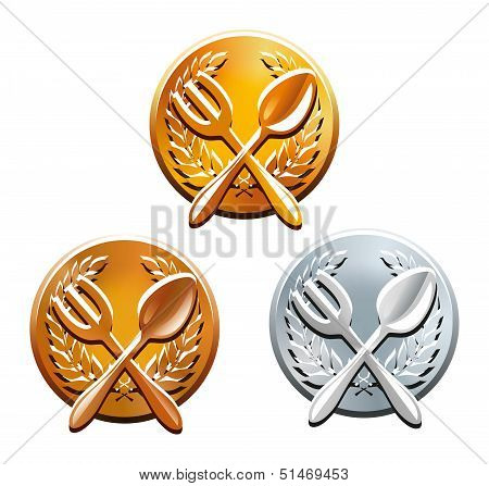 Award in three nominations for best cooking