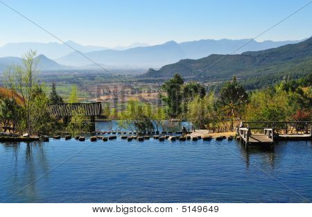 The Scenery Of Lijiang, Yunnan, China