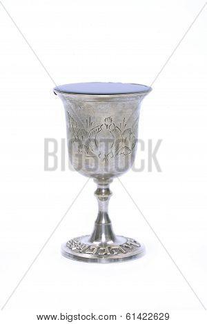 Kiddush Wine Cup, Isolated