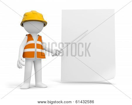 Safety worker