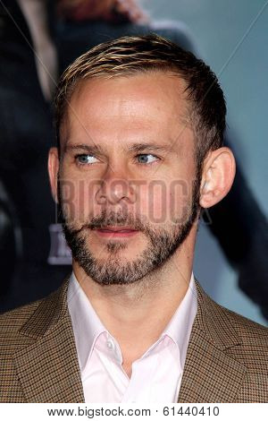 LOS ANGELES - MAR 13:  Dominic Monaghan at the