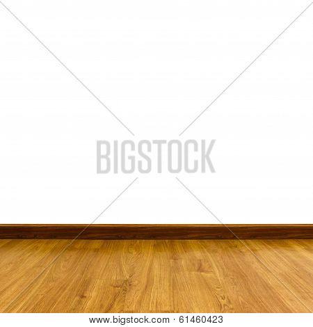 Oak Laminate Parquet Floor