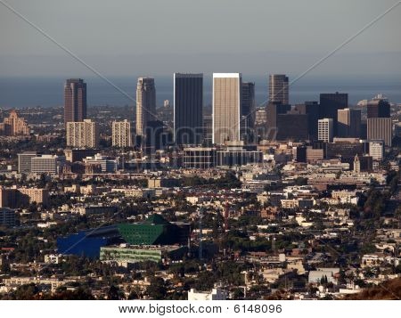 Century City And Beverly Hills