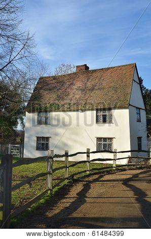 Back of lotts cottage