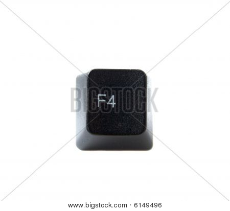 Keyboard F4 Key
