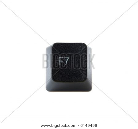 Keyboard F7 Key