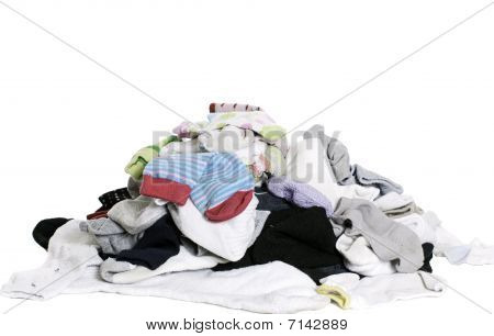 Pile Of Socks