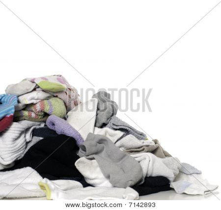Unsorted Laundry