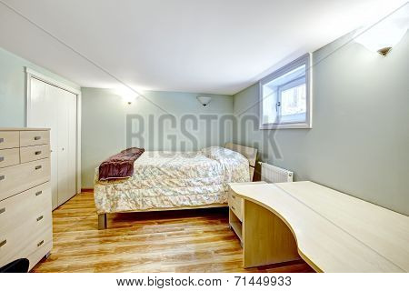 Bedroom Interior. Mother-in-law Apartment