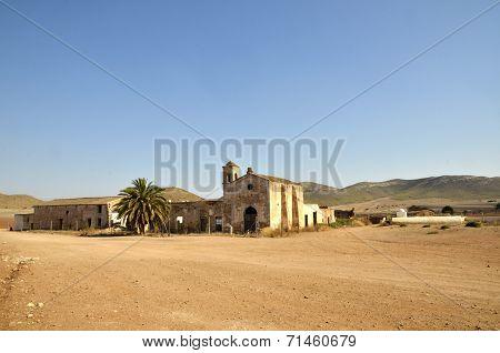 Cortijo del Fraile farmhouse