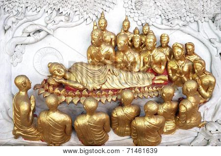 Buddha's Birthday Or Buddha Day