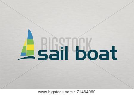 Sailing Boat Logo