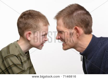 Father Son Conflict