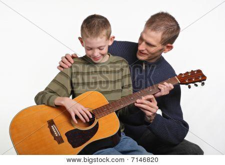 Guitar Dad