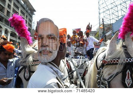 Modi nomination in Varanasi