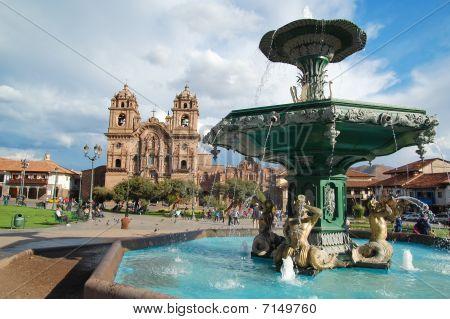 Cuzco Fountain