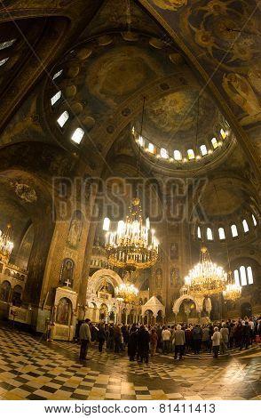 Saints Cyril And Methodius Day Celebration At Aleksander Nevsky Cathedral