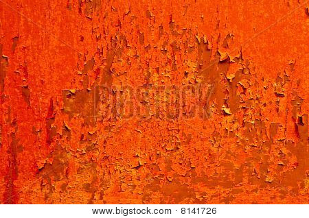 The Old Rusted Texture