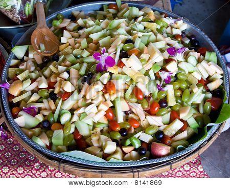 The Friut Salad