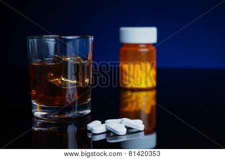 Alcohol And Medicine