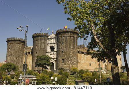 Castel Dell'Ovo (Egg Castle), Naples