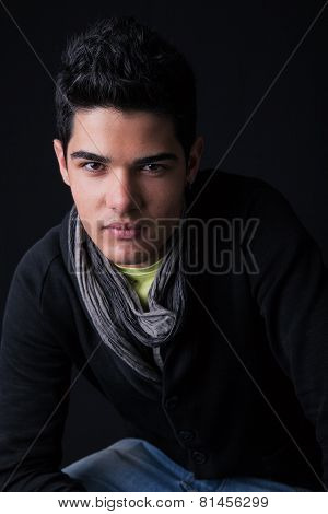 Handsome Young Man