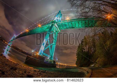 Lions Gate Bridge in the Park