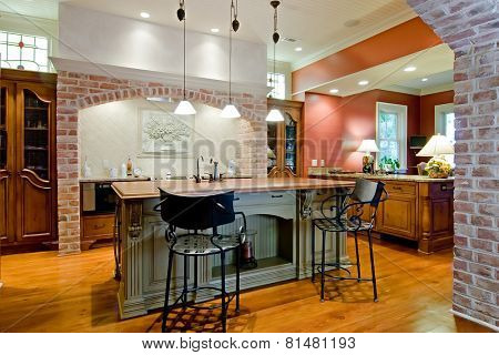 expensive tuscan style kitchen remodel