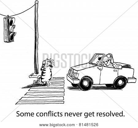 Ongoing Conflict