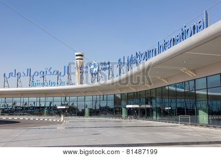 Al Maktoum International Airport In Dubai