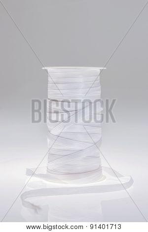 Ribbon Of White Silk