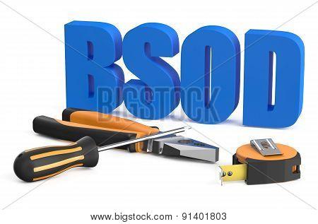 Bsod Service Concept