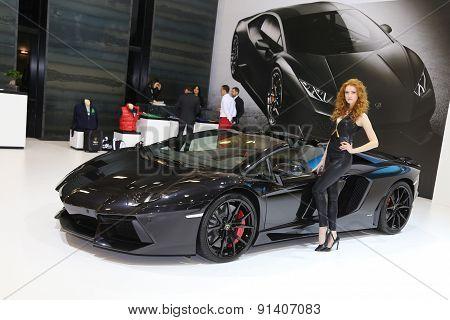 Istanbul Autoshow 2015