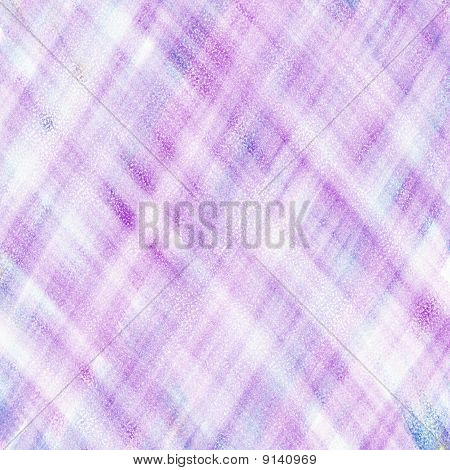 Computer Generated Plaid Chalk Background