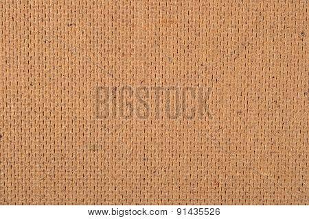 Brown Fiberboard Background