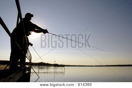 Dock Fishing