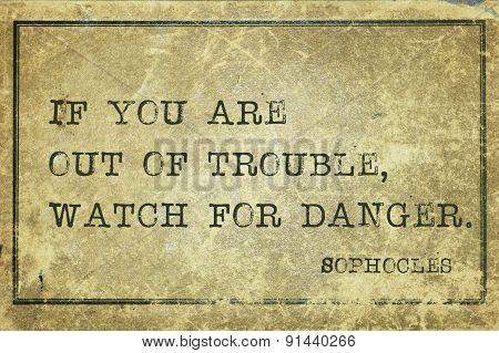 Danger Soph