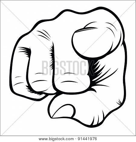 Hand gestures - You