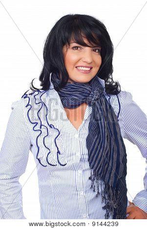 Attractive Executive Woman
