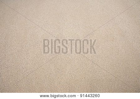 Close Up Of Pure Sand Background