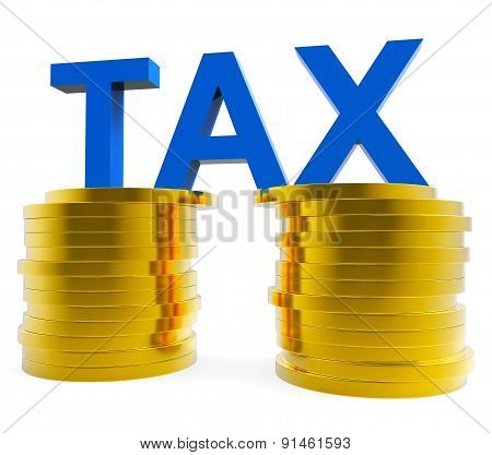 High Tax Means Cost Save And Taxpayer