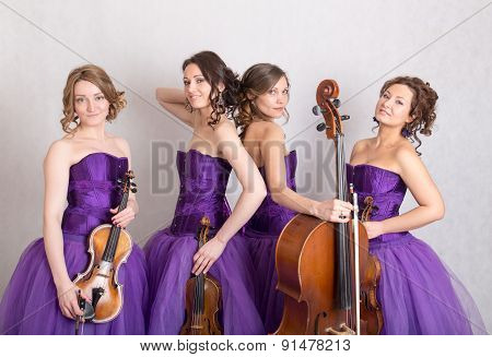 Musical Quartet