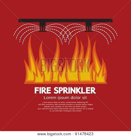 Fire Sprinkler Life Safety.