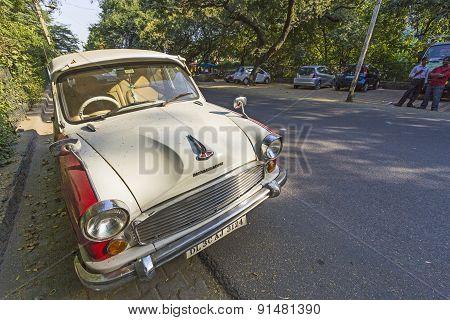 Ambassador Car Parks At The Street