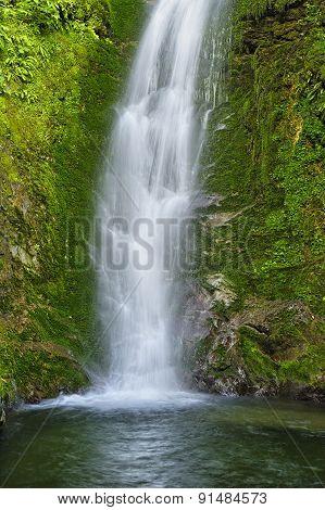 Oahu Lookout Falls